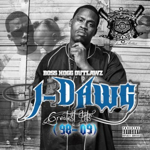 Album J-Dawg Greatest Hits 98-09 (Explicit) from Boss Hogg Outlawz