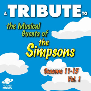 The Hit Co.的專輯A Tribute to the Musical Guests of the Simpsons, Seasons 11-15, Vol. 1