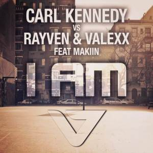 Album I Am from Carl Kennedy