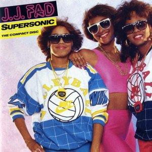 Album Supersonic  The Album from J.J. Fad