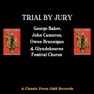 Album Trial By Jury from Owen Brannigan
