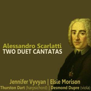 Jennifer Vyvyan的專輯Scarlatti: Two Duet Cantatas
