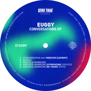 Album Conversations EP from Euggy