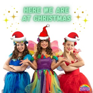 Album Here We Are at Christmas from Rainbow Rosalind