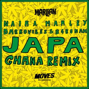 Album JAPA (Ghana Remix) from B4Bonah