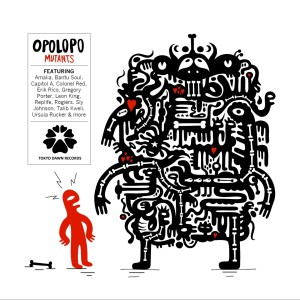 Album Mutants from Opolopo