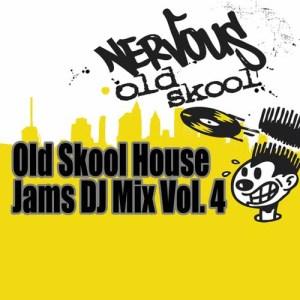 Album Old Skool House Jams Vol 4 - DJ Mix from Various Artists