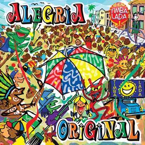 Alegria Original 2006 Timbalada