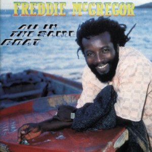 Album All In the Same Boat from Freddie McGregor