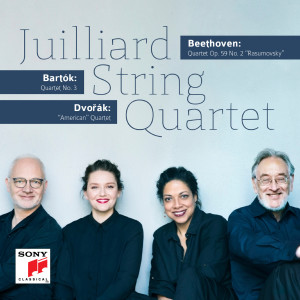 Album Beethoven - Bartók - Dvorák: String Quartets from Juilliard String Quartet