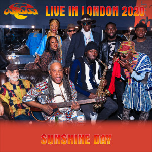 Album Sunshine Day from Osibisa
