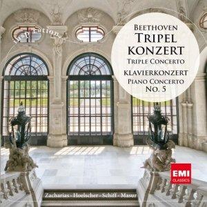 Album Beethoven: Tripelkonzert from Christian Zacharias