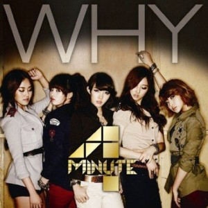4minute的專輯WHY