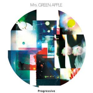 Album Progressive from Mrs. GREEN APPLE