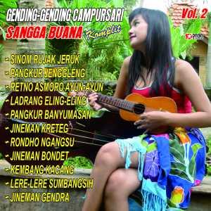 Gending - Gending Campursari, Vol. 2 dari Sangga Buana