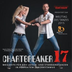 อัลบัม Chartbreaker for Dancing, Vol. 17 ศิลปิน Klaus Hallen Tanzorchester