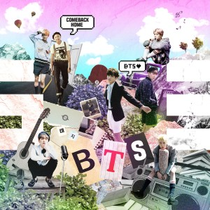 Album Come Back Home from BTS
