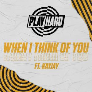 Album When I Think of You from PLAYHARD