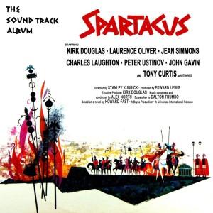 Album Spartacus (Original Soundtrack Recording) from Kirk Douglas