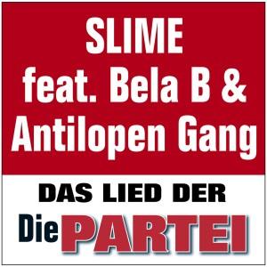 Album Das Lied der Partei from Slime