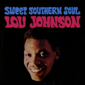 Album Sweet Southern Soul from Lou Johnson