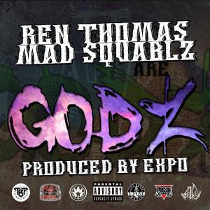 Album Godz (Explicit) from Mad Squablz