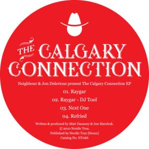 Album The Calgary Connection EP from Jon Delerious