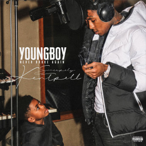 Youngboy Never Broke Again的專輯Sincerely, Kentrell (Explicit)