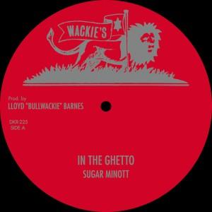 Album In the Ghetto from Sugar Minott