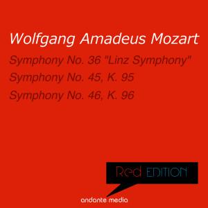 """Album Red Edition - Mozart: Symphony No. 36 """"Linz Symphony"""" & Nos. 45-46 from Peter Maag"""