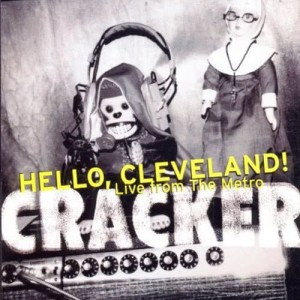 Album Hello, Cleveland! Live from the Metro from Cracker