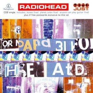 Radiohead的專輯Just