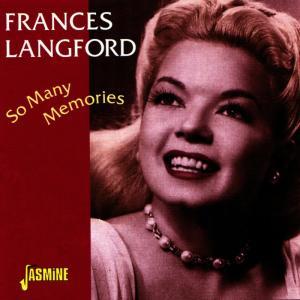 Album So Many Memories from Frances Langford