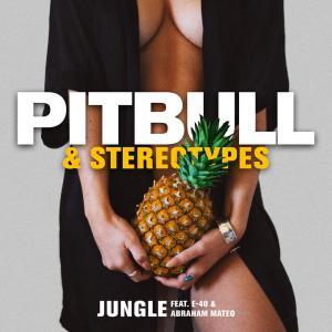 收聽Pitbull的Jungle歌詞歌曲