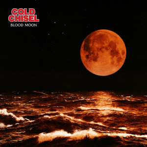 Album Blood Moon from Cold Chisel