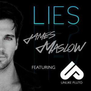 James Maslow的專輯Lies (feat. Unlike Pluto)