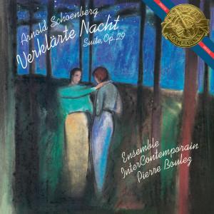 Pierre Boulez的專輯Schoenberg: Suite, Op. 29 & Verklärte Nacht, Op. 4