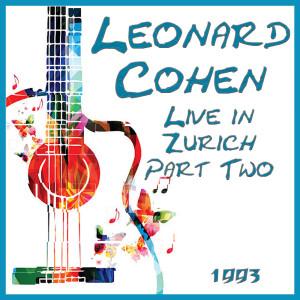 Live in Zurich 1993 Part Two