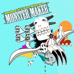 Album Monster Maker from C-Rayz Walz