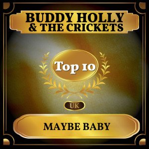 Album Maybe Baby from Buddy Holly