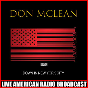 Album Down In New York City from Don McLean