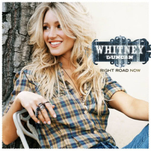 Album Right Road Now from Whitney Duncan