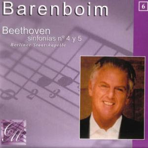 Berliner Staatskapelle的專輯Beethoven: Symphonies Nos. 4 & 5