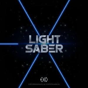 Album Lightsaber from EXO