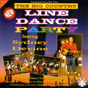 Album The Big Country Line Dance Party from Sydney Devine