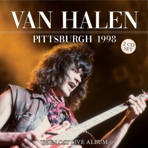 Album Pittsburgh 1998 from Van Halen