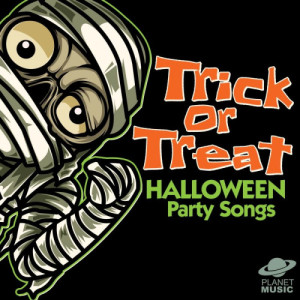 The Hit Co.的專輯Trick or Treat: Halloween Party Songs