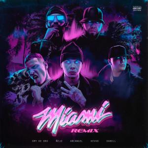 Album Miami (Remix) (Explicit) from Omy de Oro