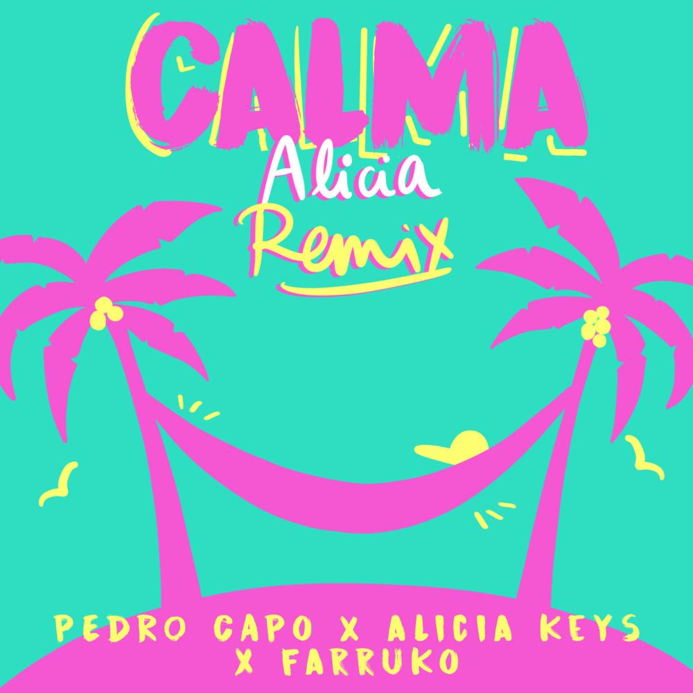 ฟังเพลงอัลบั้ม Calma (Alicia Remix)