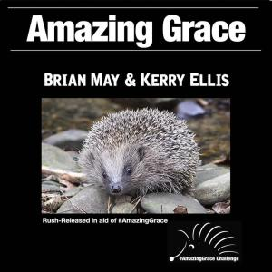 Album Amazing Grace from Kerry Ellis